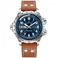 Reloj Hamilton Khaki Aviation XWind para caballero - REF. H77765541