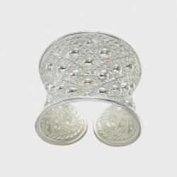Anillo Yanes Young plata 925 talla ajustable - REF. 1013170001