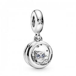 Abalorio Pandora plata 925 - REF. 798398NBCB
