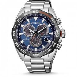 Reloj Citizen Crono Pilot Sport - REF. CB5034-82L