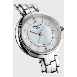 Reloj Tissot Flamingo para señora - REF. T0942101111100