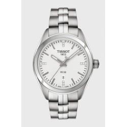 Reloj Tissot PR100 con diamantes para señora - REF. T1012101103600