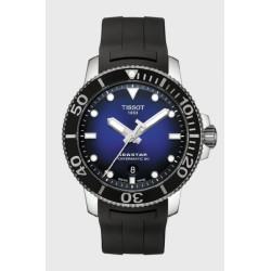 Reloj Tissot Seastar Powematic 80 para caballero - REF. T1204071704100