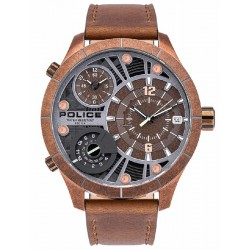 Reloj Police Bushmaster Dual Time - REF. PL15662XSQR/12
