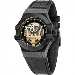 Reloj Maserati Potenza Auto para caballero - REF. R8821108027