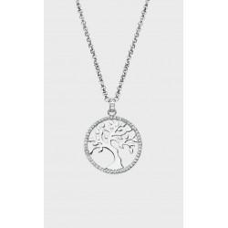 Gargantilla Lotus Silver plata 925 - REF. LP1778-1/1
