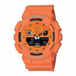 Reloj Casio G-Shock para caballero - REF. GA-100RS-4AER