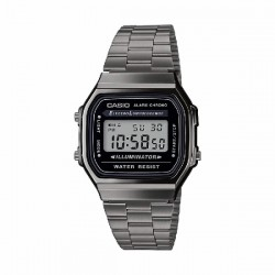 Reloj Casio digital retro - REF. A168WEGG-1AEF