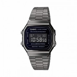 Reloj Casio digital retro - REF. A168WEGG-1BEF