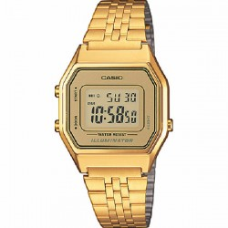 Reloj Casio digital retro para señora - REF. LA680WEGA-9ER
