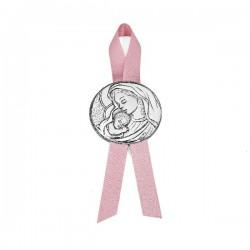Medalla cuna Durán Exquse plata bilaminada - REF. 07500279