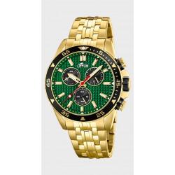 Reloj Lotus Crono para caballero - REF. L18653/2