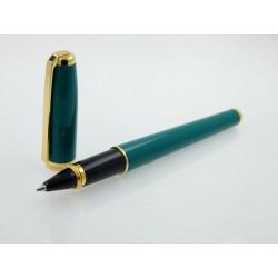 Roller ST Dupont Fidelio Laque Vert Lagon - REF. 452276
