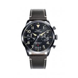 Reloj Sandoz Pilot para caballero - REF. 81423-85