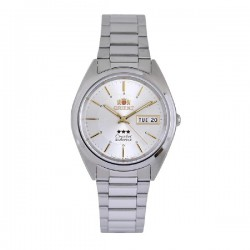 Reloj Orient Auto 3 Estrellas Cristal - REF. 147FAB00006W9