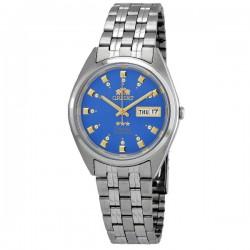 Reloj Orient Auto 3 Estrellas Cristal - REF. 147FAB00009L9
