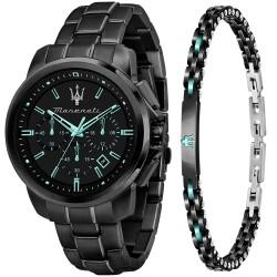 Reloj Maserati Aqua Edition Crono - REF. R8873644004