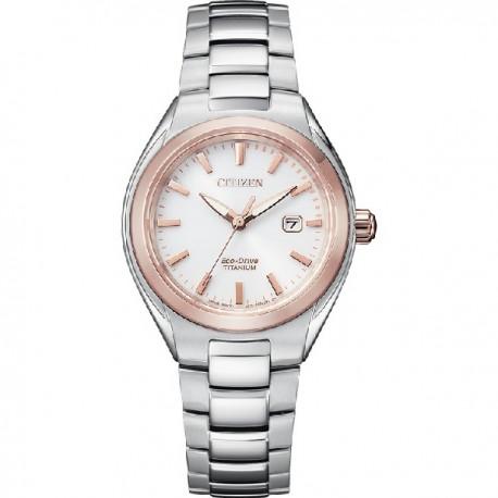 Reloj Citizen Super Titanium Lady - REF. EW2616-83A