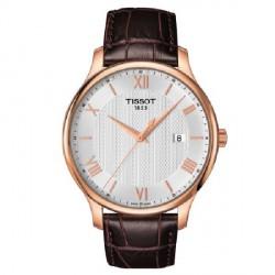 Reloj Tissot Tradition caja IP rosa - REF. T0636103603800