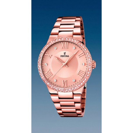 814eee2d9de9 Reloj Festina IP rosado - REF. F16721 2 - Joyería Manjón