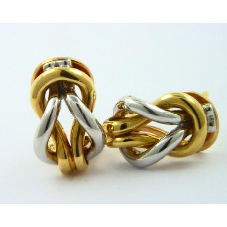 b4dca41699f5 Anillo oro blanco y amarillo 750 - REF. MO-01C77501P22 - Joyería Manjón