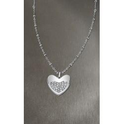 Gargantilla Lotus Style corazón - REF. LS1710-1/1
