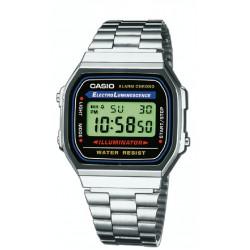 Reloj Casio digital retro - REF. A168WA1YES