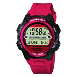 Reloj Casio digital - REF. W-756-4AVES