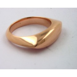 Anillo plata rosa 925 LeCarré liso - REF. LA079LI