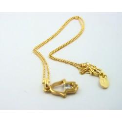 Gargantilla plata dorada 925 LeCarré - REF. LD034AM00