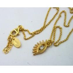 Gargantilla plata dorada 925 LeCarré - REF. LD035AM