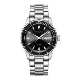 Reloj Hamilton Jazzmaster Seawiew Day-Date Quarz - REF. H37511131