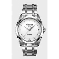 Reloj Tissot Couturier Automatic - REF. T0352071101100