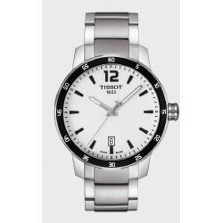Reloj Tissot Quickster en acero para caballero - REF. T0954101103700