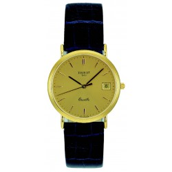 Reloj Tissot Oroville oro 750 - REF. T71342521
