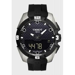 RC TISSOT T-TOUCH SOLAR CAUCHO TITANIO - REF. T0914204705100