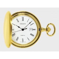 Reloj Tissot Savonnette Quartz Bolsillo - REF. T83450313