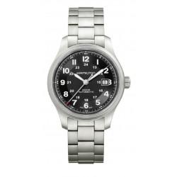 Reloj Hamilton Khaki Titanium Auto - REF. H70525133