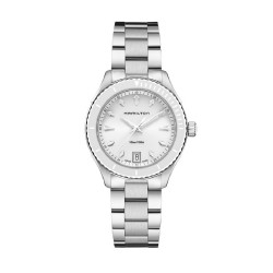 Reloj Hamiton Jazzmaster Seaview Quartz - REF. H37411111