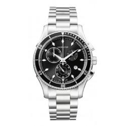 Reloj Hamilton Jazzmaster Seaview Crono Quartz - REF. H37512131