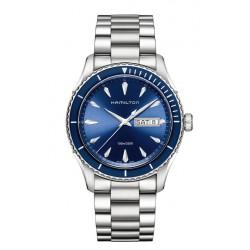 Reloj Hamilton Jazzmaster Seawiew Day-Date Quarz - REF. H37551141