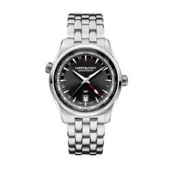 Reloj Hamilton Jazzmaster GMT para caballero - REF. H32695131