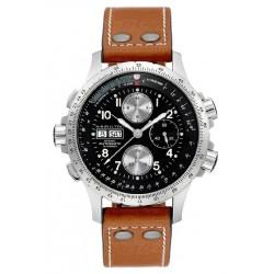 Reloj Hamilton Khaki X-Wind Auto Crono - REF. H77616533