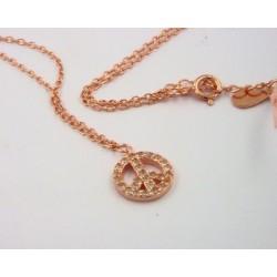 Gargantilla Luxenter Omarosa plata 925 rosa - REF. PH031R0000