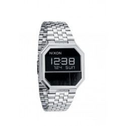 Reloj Nixon Re-Run Black - REF. A158000