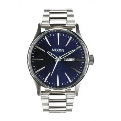 Reloj Nixon Sentry SS Blue Sunray - REF. A3561258
