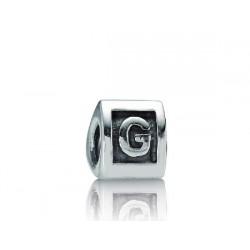 Abalorio Pandora plata 925 inicial G - REF. 790323G