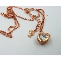 Gargantilla Luxenter Nyos plata rosa 925 - REF. PH021R0000