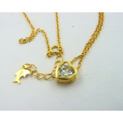 Gargantilla Luxenter Nyos plata dorada 925 - REF. PH021Y0000