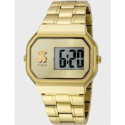 Reloj Tous D-Bear digital dorado - REF. 600350300